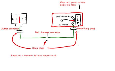 simple motorcycle fuel wiring diagrams wiring diagrams
