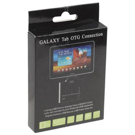 Samsung Tab Batam 5 in 1 usb otg connection kit for samsung galaxy tab 10 1 p7100 galaxy tab 8 9 p7300