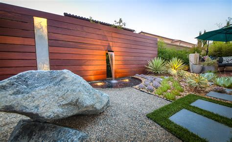 modern rock garden contemporary garden design with look 16274