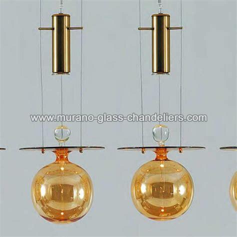 Quot Pendulum Quot Murano Glass Pendant Light Murano Glass Murano Pendant Light