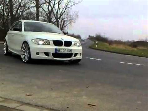 bmw 1 series not starting white bmw 1 series m package 19 e87