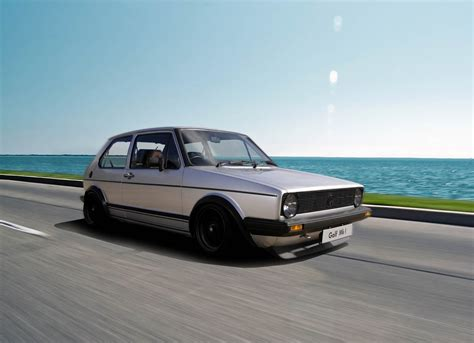 volkswagen germany vw golf mk1 tuning pictures