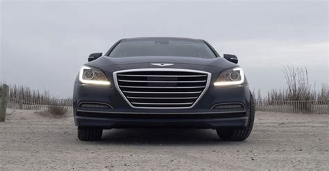 Hyundai Genesis Ultimate by Hd Road Test Review 2016 Hyundai Genesis Ultimate V6 Rwd