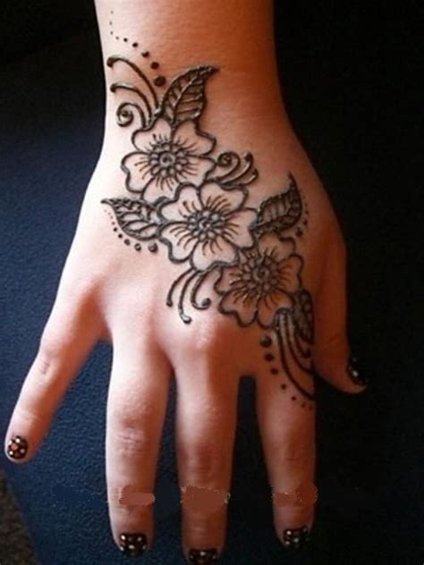 simple tattoo mehndi designs for hands simple henna designs for hands 2013g henna pinterest