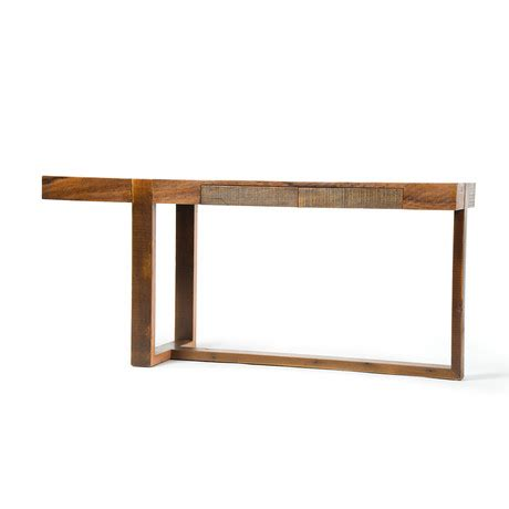 bedroom console table addison console table the handcrafted bedroom touch of
