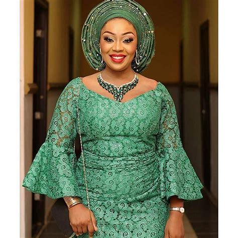 styles 4 asoebi blouse check out beautiful iro and blouse lace aso ebi styles