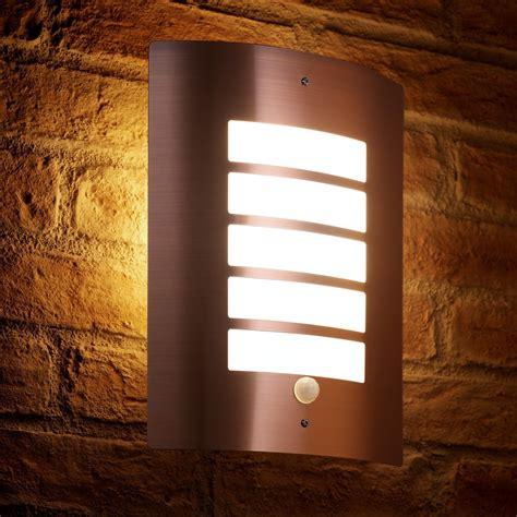 outdoor security auraglow pir motion sensor outdoor security wall light