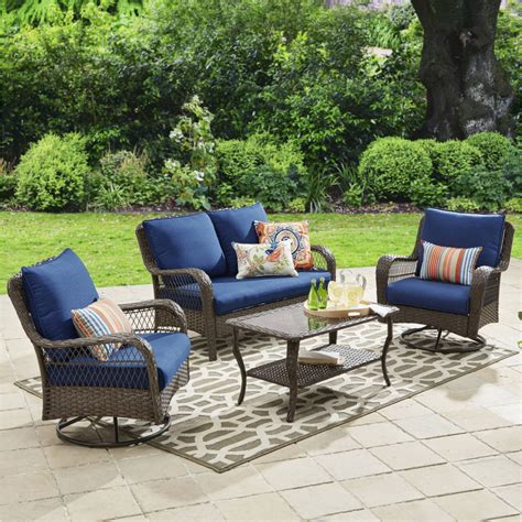 Walmart Lawn And Garden Furniture Clearance Patio Walmart Patio Tables