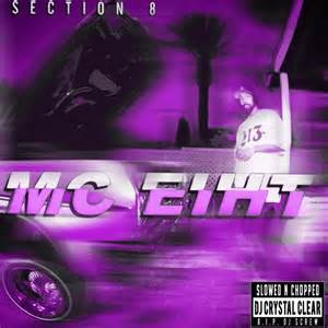 mc eiht section 8 mc eiht section 8 slowed chopped hosted by dj crystal