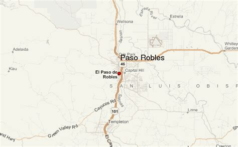 paso robles paso robles location guide
