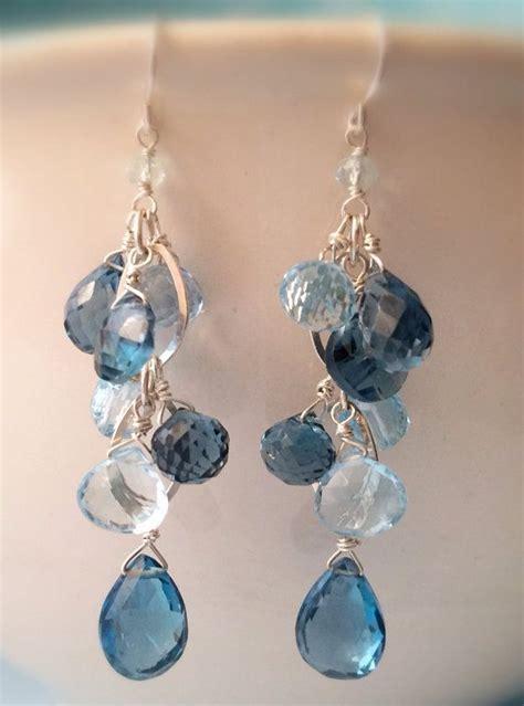 Best 25  Blue topaz ideas on Pinterest   Blue topaz stone