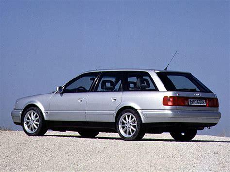 Audi S6 Quattro by Audi S6 Avant Quattro C4 1994 Parts Specs