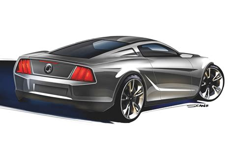 concept ford ford mustang related images start 0 weili automotive network