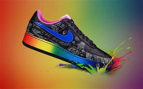 colorful nike colorful nike wallpaper 34216