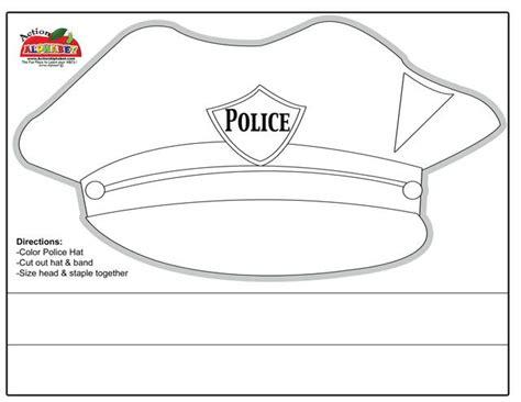 paper pattern of vigilance officer best 10 police hat ideas on pinterest fire safety