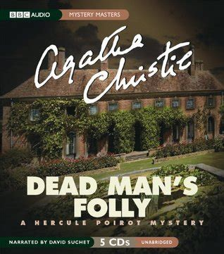 libro dead mans folly agatha dead man s folly hercule poirot 31 by agatha christie reviews discussion bookclubs lists