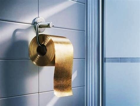Make Toilet Paper - most expensive toilet paper in the world alux