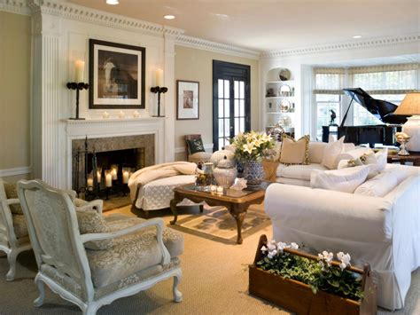 Layout Of Living Room by Tribout Interior Design