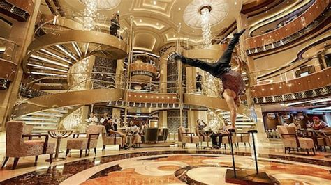 inside the €600m majestic princess, the cruise ship with