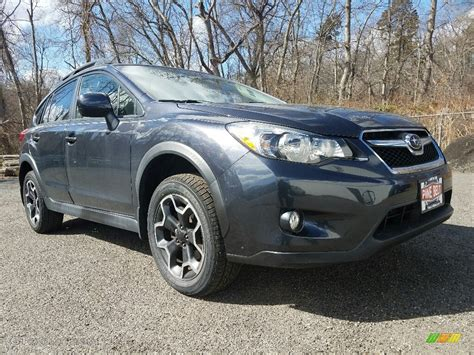 grey subaru crosstrek 2014 dark gray metallic subaru crosstrek 2 0i limited
