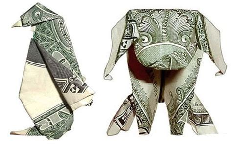 Dollar Origami Step By Step - 92 best money origami images on money origami