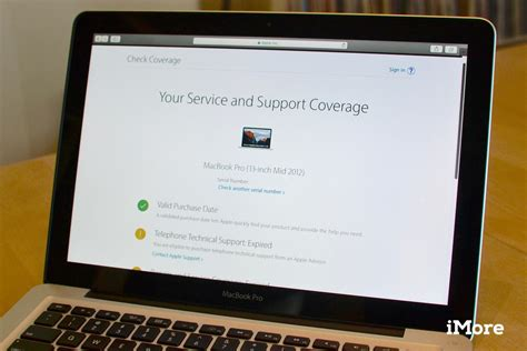how to check the applecare warranty status on your iphone tv or mac imore