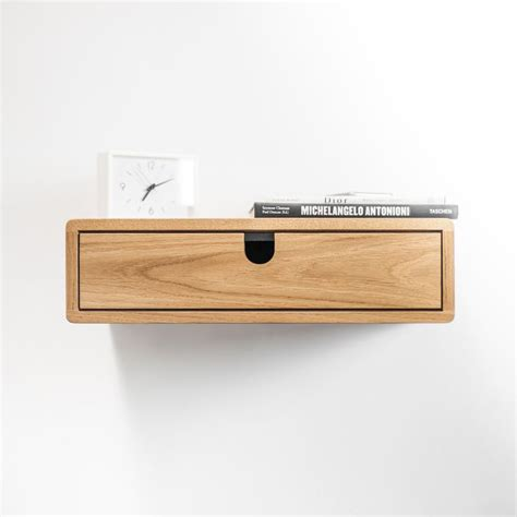 Floating Nightstand With Drawer by Best 25 Floating Nightstand Ideas On Floating