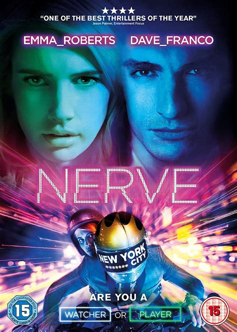 film streaming nerve nerve review are you a watcher or a player pissed
