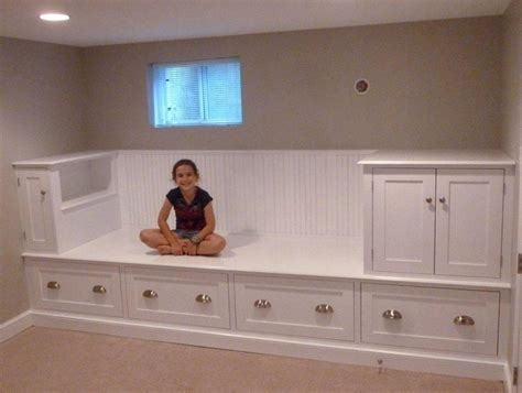 Bathroom Bench Seat With Storage