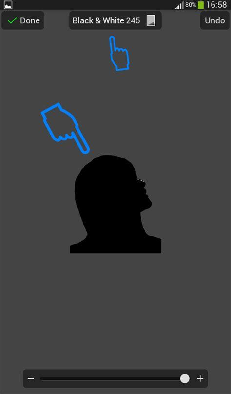 tutorial puzzle effect dengan picsay pro cara membuat foto siluet di android dengan picsay pro