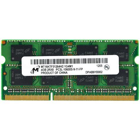 4gb ram ddr3 1333mhz laptop ram laptop micron ddr3 4gb 1333mhz pc3 10600 cũ