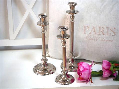 Hochzeit Kerzenhalter by Kerzenhalter Set Hochzeit Konfirmation Weihnachten
