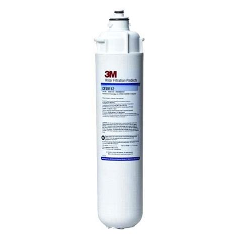 Plumbed In Water Filter by 3m 5631605 Replacement Water Filter Cartridge Etundra