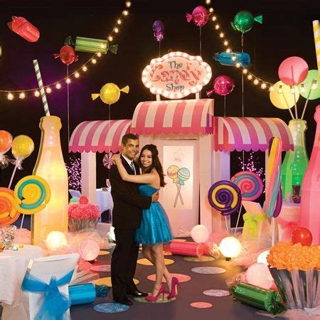 hot prom themes candyscape complete theme hot new theme for prom 2016