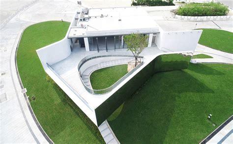 pavillon kunst kunst pavillon in hongkong spiegel im park architektur