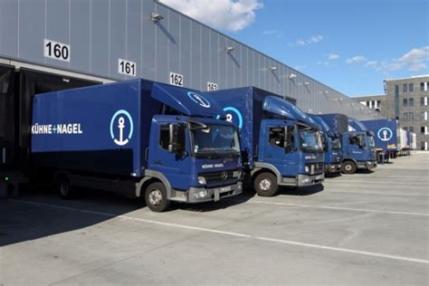 kuehne nagel signs contract with glaxosmithkline air cargo week