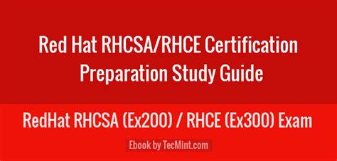 introducing  rhcsa  rhce exam preparation guide