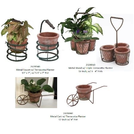 Terra Cotta Planters Wholesale by Giftmart Wholesale Wholesale Floral Gift Supplies