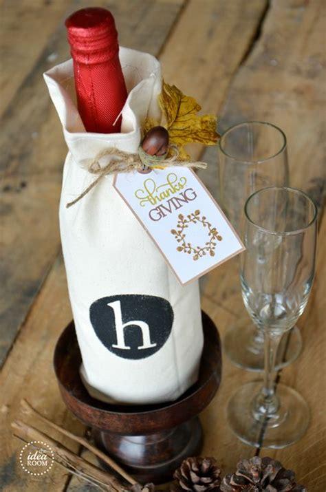 Handmade Hostess Gifts - thanksgiving hostess gift idea diy thanksgiving