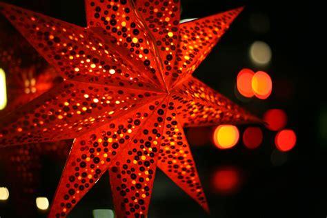 papierstern mit beleuchtung halloherne 9 sternenbummel in der city
