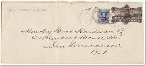 Post Office Envelopes by Post Office In Paradise Postal Envelopes