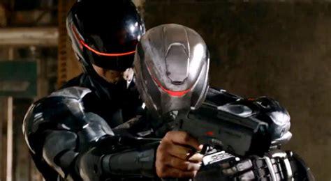film robot polisi serunya robocop versi modern basmi penjahat di trailer