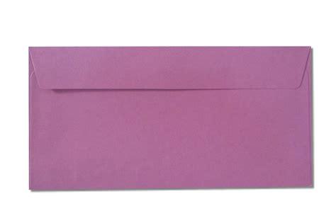 Envelopes With Paper - 50 x dl purple paper envelopes cheap paper envelopes