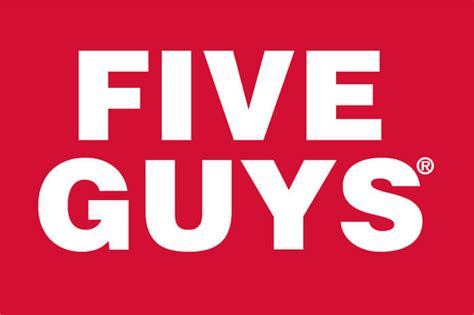 Five Guys You Would Get On With by Five Guys The O2