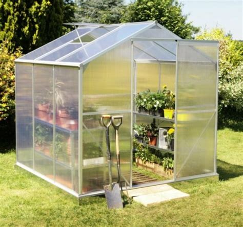 Eco Garden House by Small Portable Polytunnel Diy Greenhouse Eco Friendly