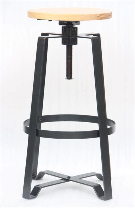 screw top bar stools mixed material adjustable bar stool 2431802