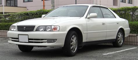 Toyota Chaser 2000 2000 Toyota Chaser Zx 100 Pictures Information And