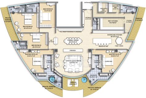 floor plans for 5000 sq ft homes 5000 sq ft house plans india house and home design
