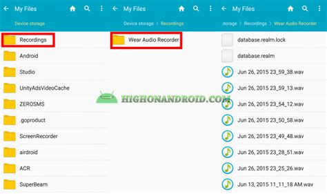 record audio android how to record audio on your android wear smartwatch wear audio recorder app howto