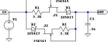 constant current diode uses bi directional current regulator